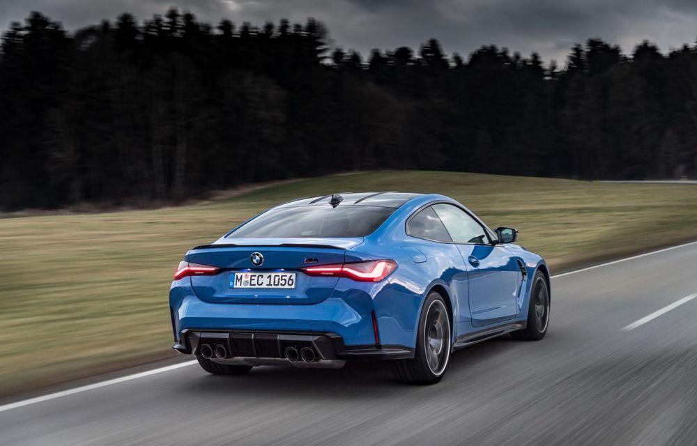 PREMIERĂ: BMW M3 Competition și M4 Competition lansate oficial cu tracțiune integrală M xDrive - Poza 12