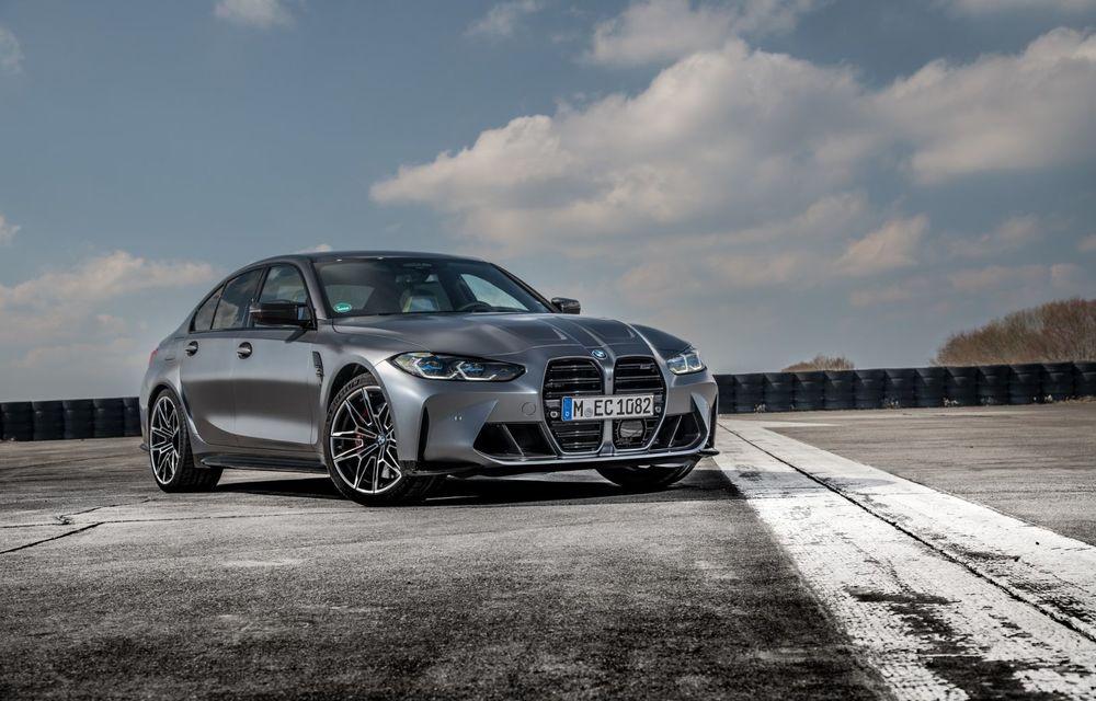 PREMIERĂ: BMW M3 Competition și M4 Competition lansate oficial cu tracțiune integrală M xDrive - Poza 26