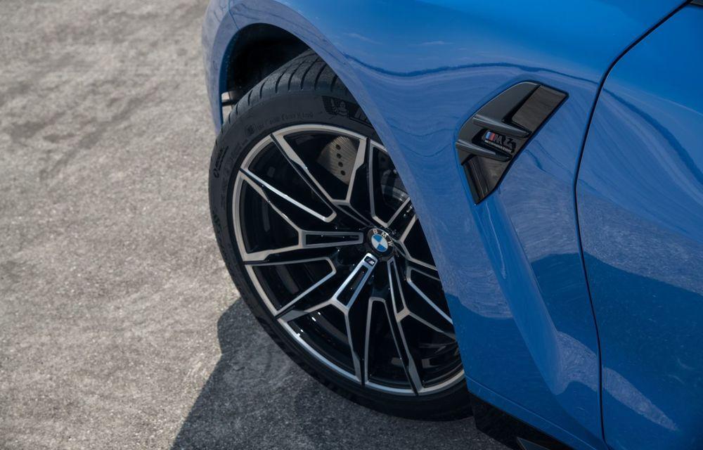 PREMIERĂ: BMW M3 Competition și M4 Competition lansate oficial cu tracțiune integrală M xDrive - Poza 19