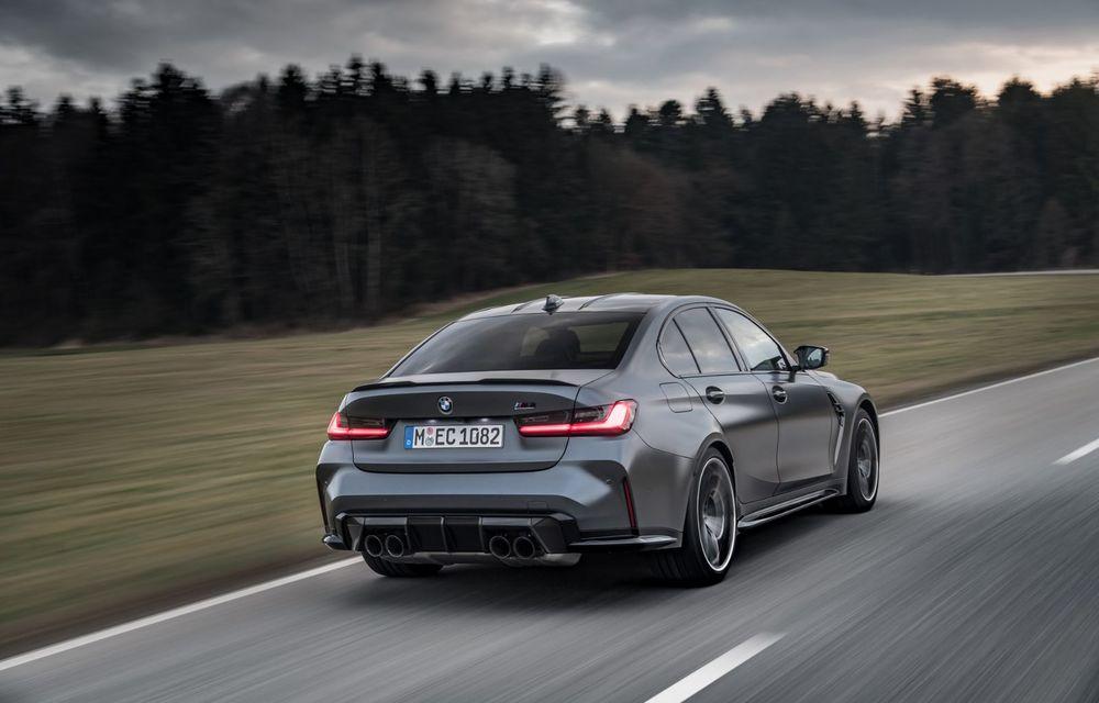 PREMIERĂ: BMW M3 Competition și M4 Competition lansate oficial cu tracțiune integrală M xDrive - Poza 24