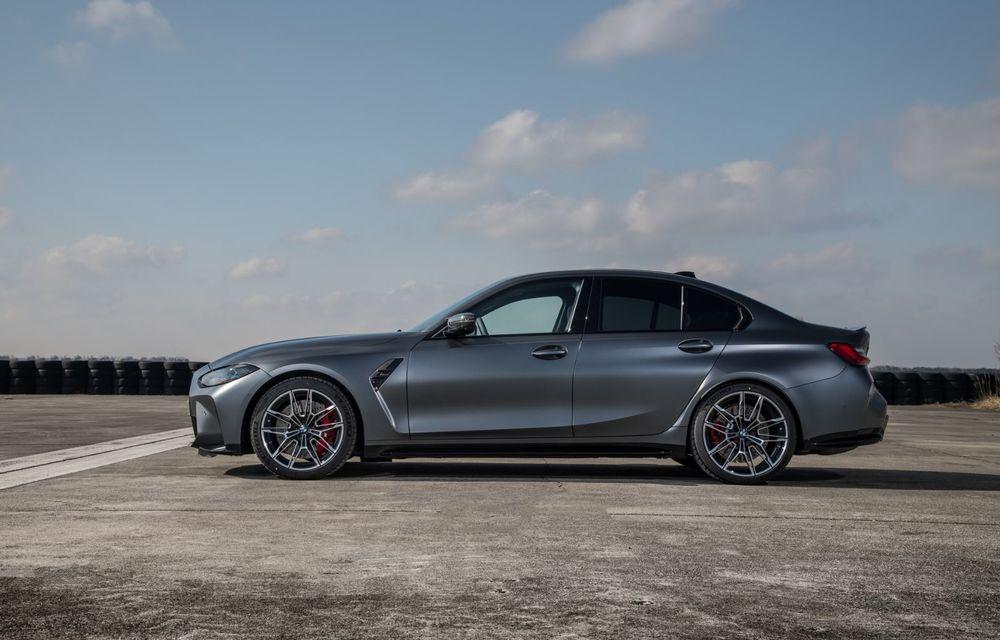 PREMIERĂ: BMW M3 Competition și M4 Competition lansate oficial cu tracțiune integrală M xDrive - Poza 29