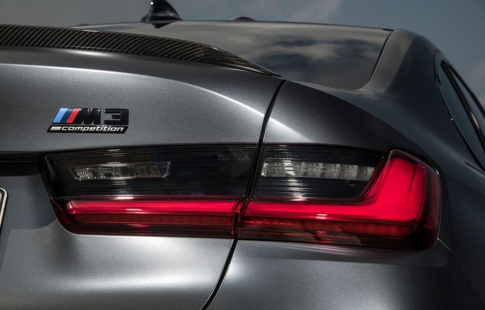 PREMIERĂ: BMW M3 Competition și M4 Competition lansate oficial cu tracțiune integrală M xDrive - Poza 30