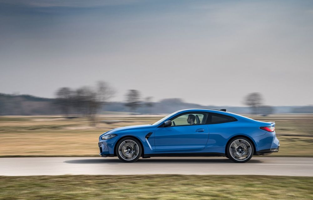 PREMIERĂ: BMW M3 Competition și M4 Competition lansate oficial cu tracțiune integrală M xDrive - Poza 13