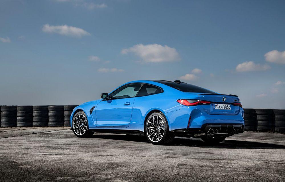 PREMIERĂ: BMW M3 Competition și M4 Competition lansate oficial cu tracțiune integrală M xDrive - Poza 16