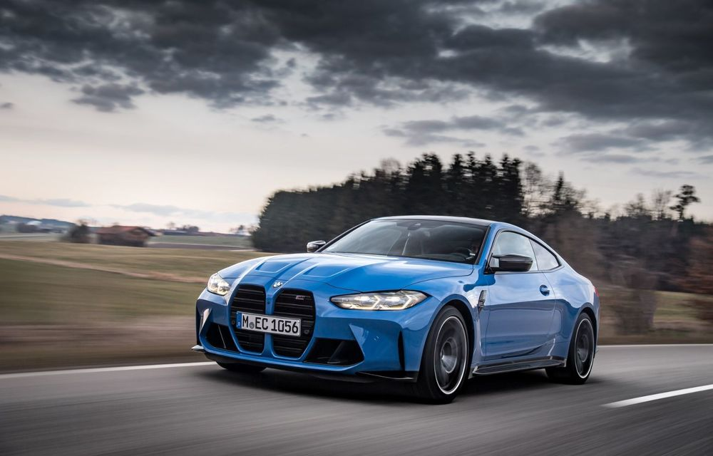 PREMIERĂ: BMW M3 Competition și M4 Competition lansate oficial cu tracțiune integrală M xDrive - Poza 11
