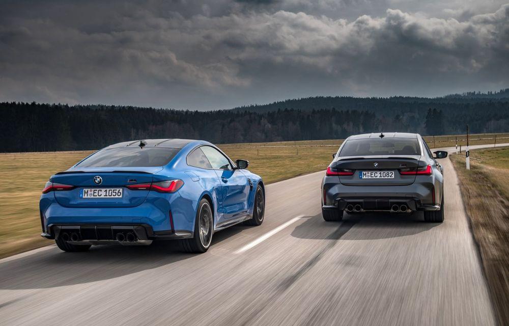 PREMIERĂ: BMW M3 Competition și M4 Competition lansate oficial cu tracțiune integrală M xDrive - Poza 8