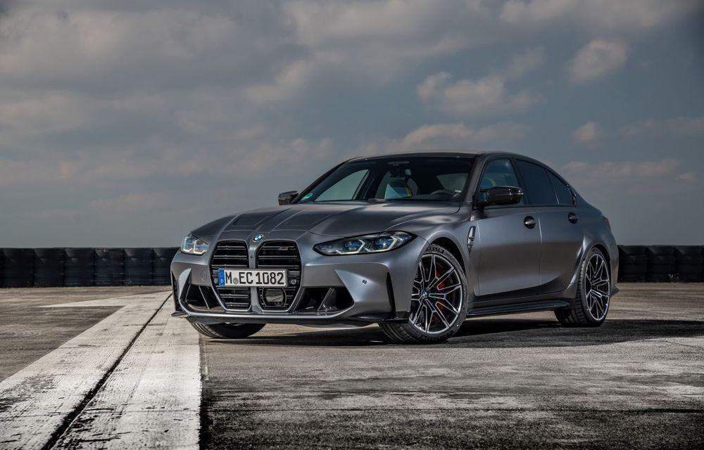 PREMIERĂ: BMW M3 Competition și M4 Competition lansate oficial cu tracțiune integrală M xDrive - Poza 27