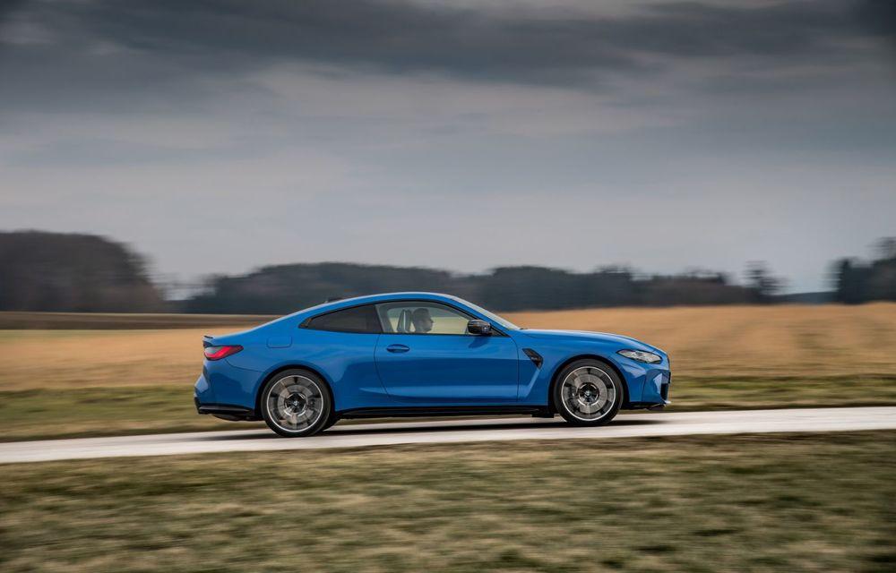 PREMIERĂ: BMW M3 Competition și M4 Competition lansate oficial cu tracțiune integrală M xDrive - Poza 14