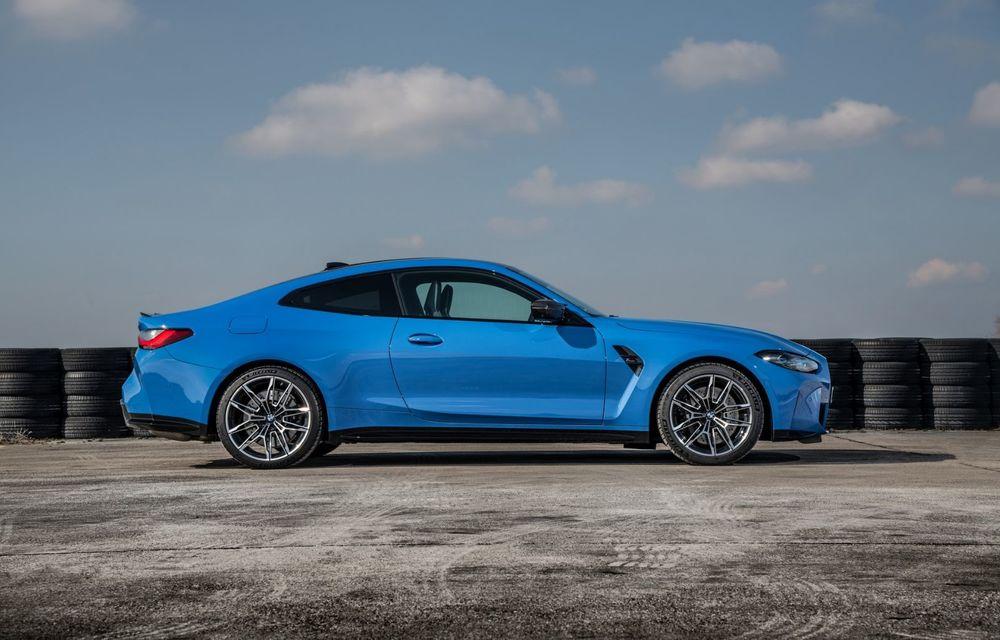 PREMIERĂ: BMW M3 Competition și M4 Competition lansate oficial cu tracțiune integrală M xDrive - Poza 18