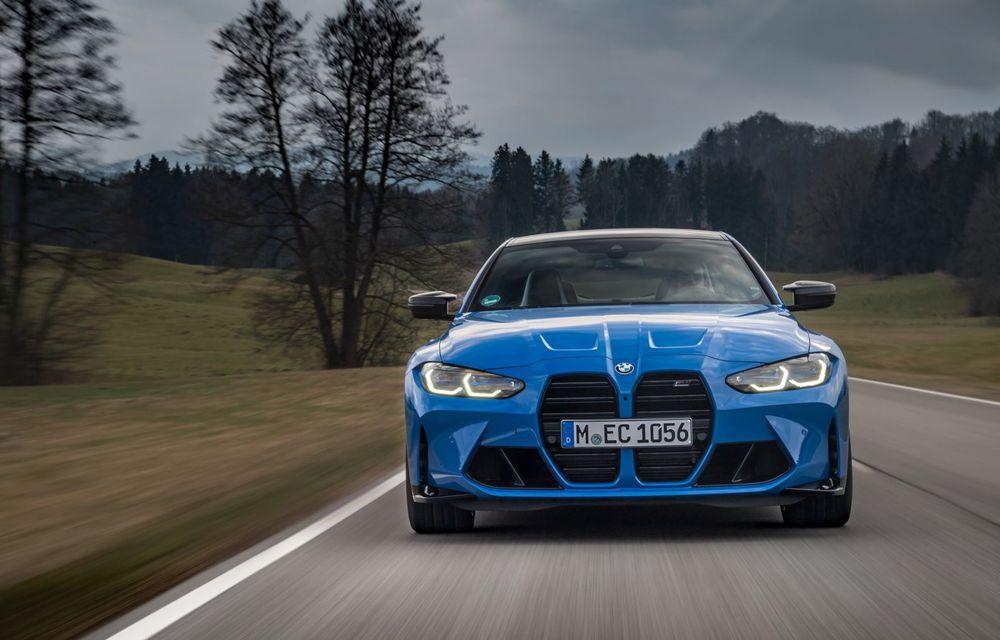 PREMIERĂ: BMW M3 Competition și M4 Competition lansate oficial cu tracțiune integrală M xDrive - Poza 9