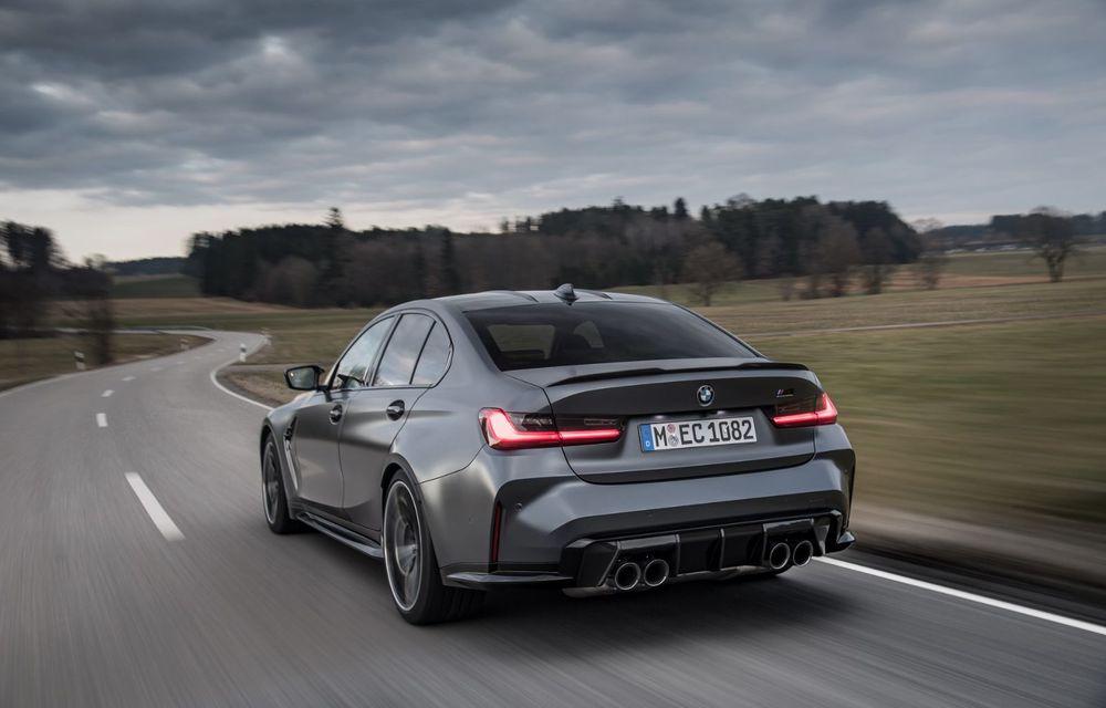 PREMIERĂ: BMW M3 Competition și M4 Competition lansate oficial cu tracțiune integrală M xDrive - Poza 25
