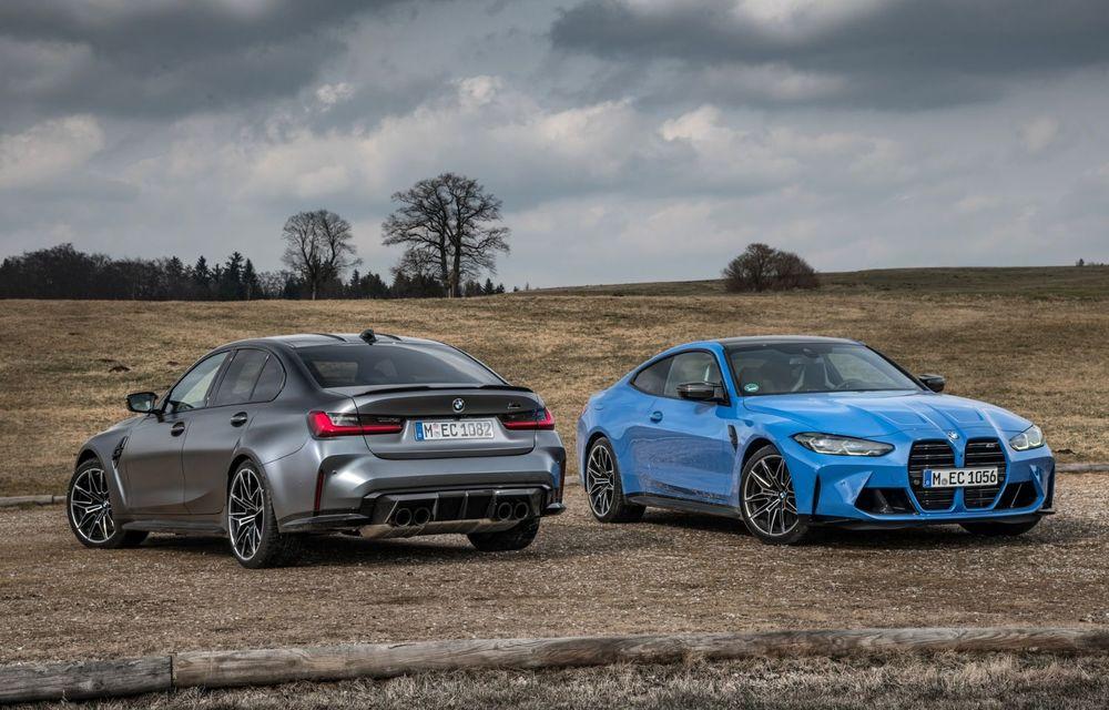 PREMIERĂ: BMW M3 Competition și M4 Competition lansate oficial cu tracțiune integrală M xDrive - Poza 3