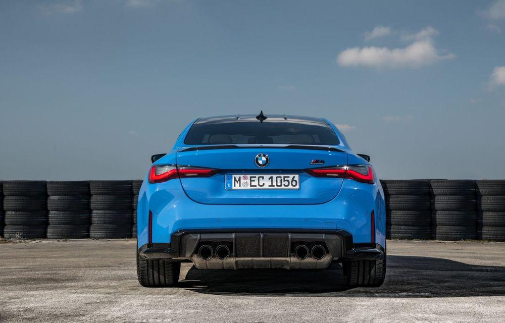 PREMIERĂ: BMW M3 Competition și M4 Competition lansate oficial cu tracțiune integrală M xDrive - Poza 17