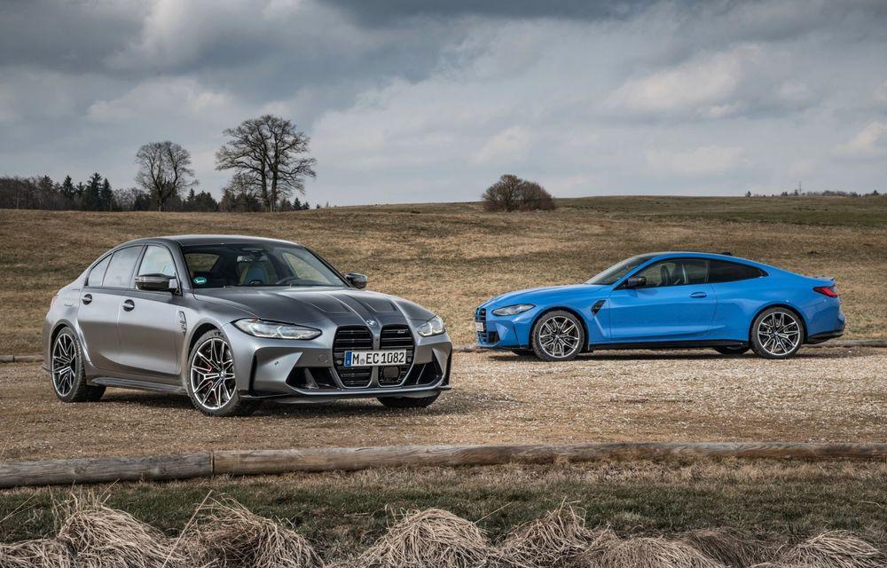 PREMIERĂ: BMW M3 Competition și M4 Competition lansate oficial cu tracțiune integrală M xDrive - Poza 4