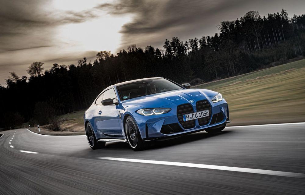PREMIERĂ: BMW M3 Competition și M4 Competition lansate oficial cu tracțiune integrală M xDrive - Poza 10