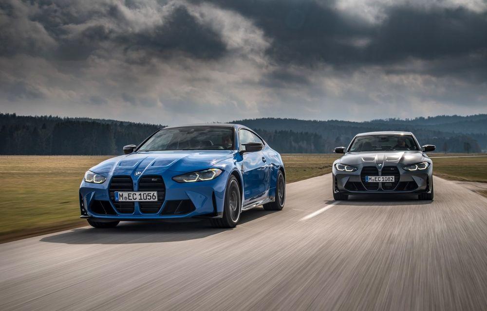 PREMIERĂ: BMW M3 Competition și M4 Competition lansate oficial cu tracțiune integrală M xDrive - Poza 6