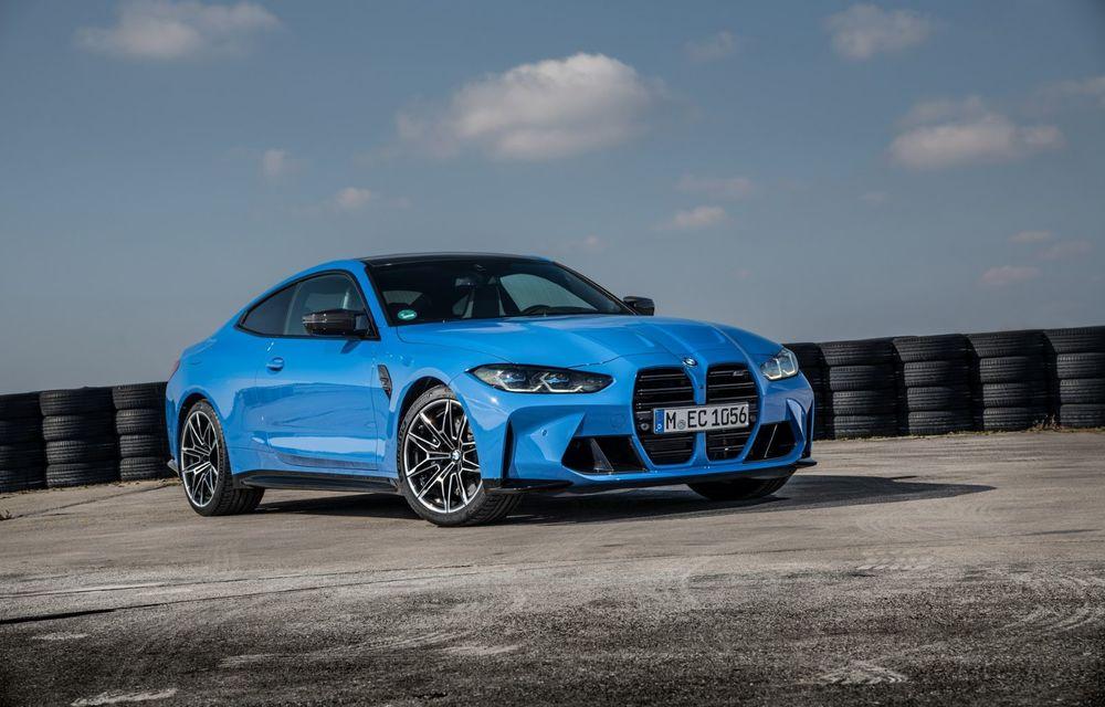 PREMIERĂ: BMW M3 Competition și M4 Competition lansate oficial cu tracțiune integrală M xDrive - Poza 15
