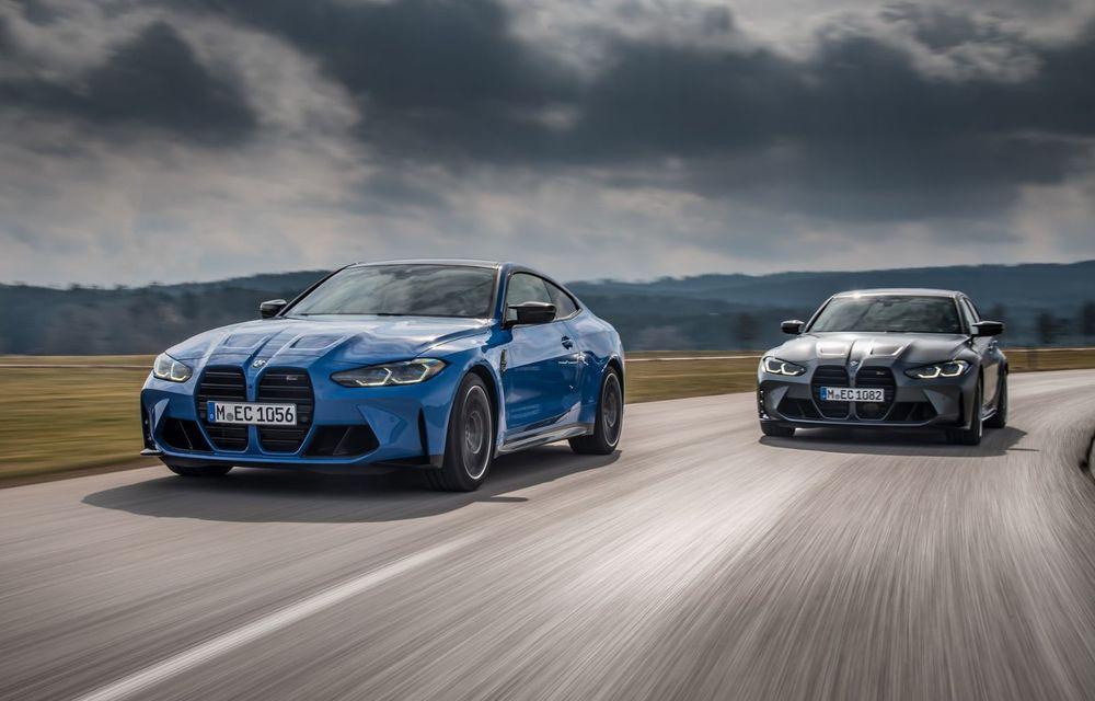 PREMIERĂ: BMW M3 Competition și M4 Competition lansate oficial cu tracțiune integrală M xDrive - Poza 5