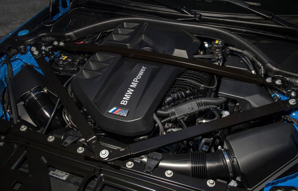 PREMIERĂ: BMW M3 Competition și M4 Competition lansate oficial cu tracțiune integrală M xDrive - Poza 20