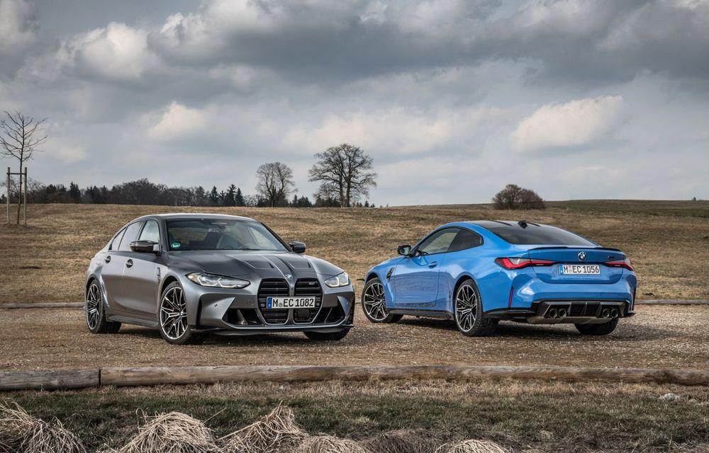 PREMIERĂ: BMW M3 Competition și M4 Competition lansate oficial cu tracțiune integrală M xDrive - Poza 2