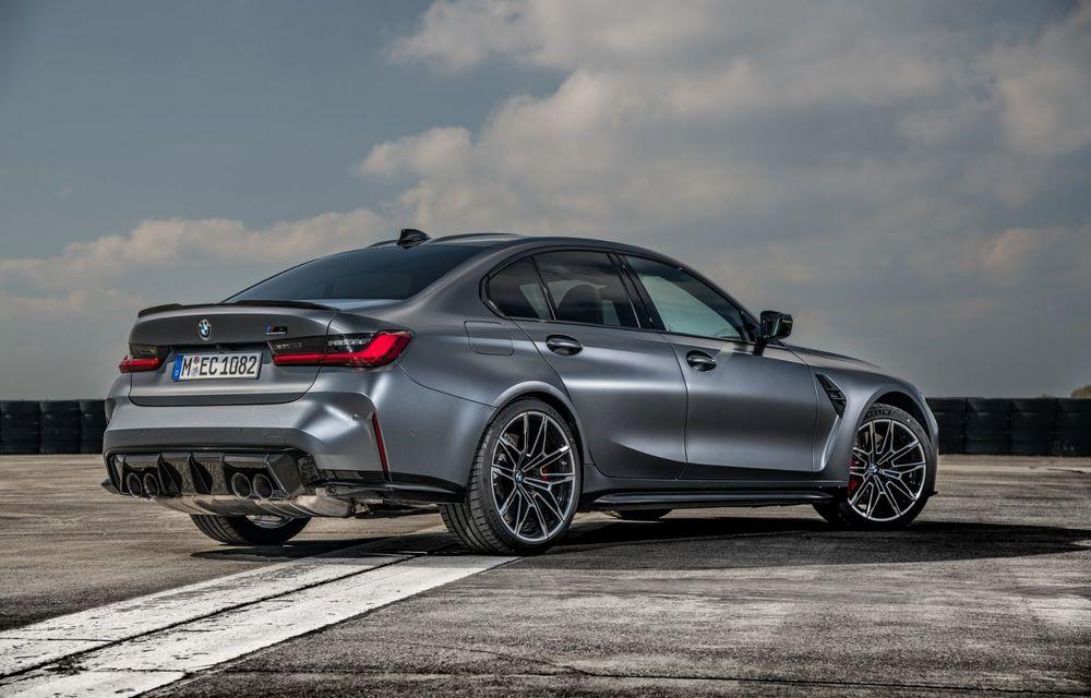 PREMIERĂ: BMW M3 Competition și M4 Competition lansate oficial cu tracțiune integrală M xDrive - Poza 28