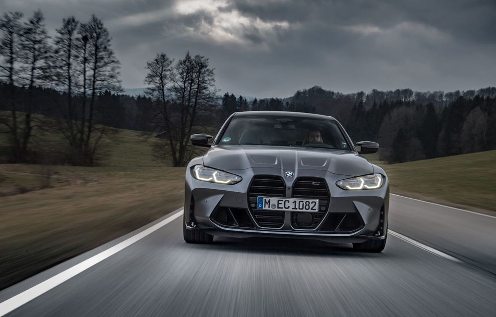 PREMIERĂ: BMW M3 Competition și M4 Competition lansate oficial cu tracțiune integrală M xDrive - Poza 21