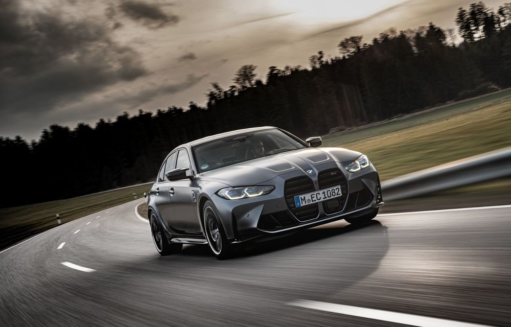 PREMIERĂ: BMW M3 Competition și M4 Competition lansate oficial cu tracțiune integrală M xDrive - Poza 22