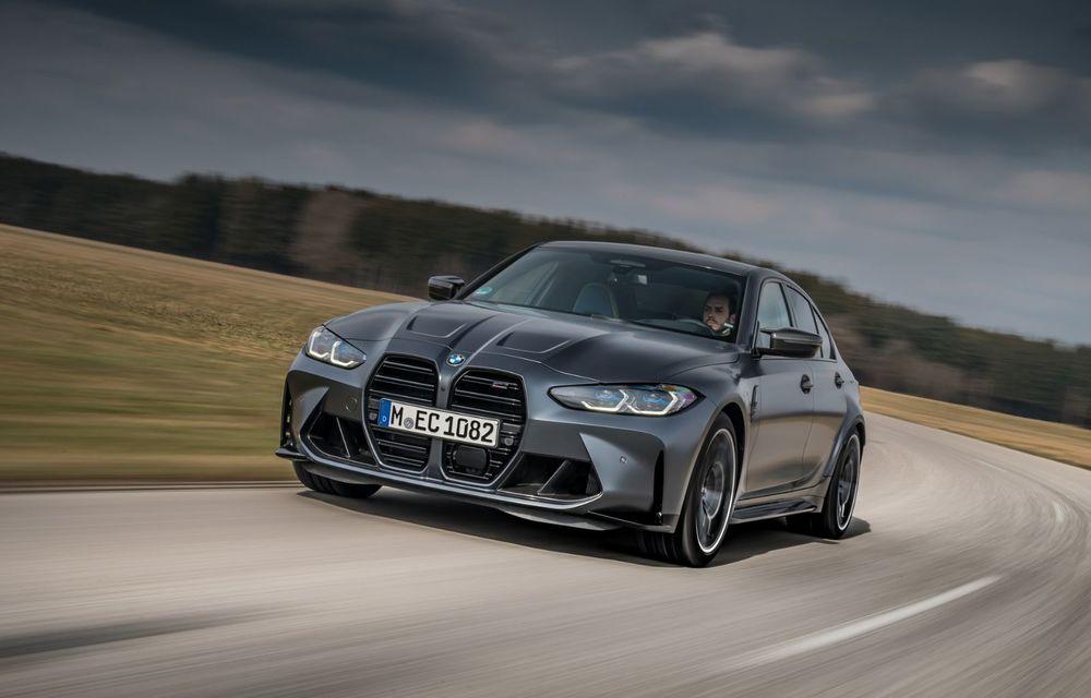 PREMIERĂ: BMW M3 Competition și M4 Competition lansate oficial cu tracțiune integrală M xDrive - Poza 23