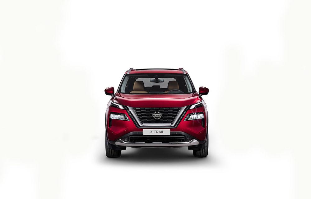 Noul Nissan X-Trail: prima imagine și primele informații ale SUV-ului cu 7 locuri - Poza 1