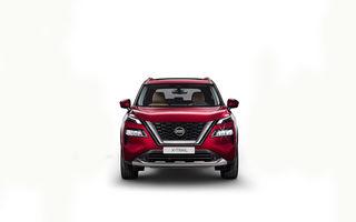 Noul Nissan X-Trail: prima imagine și primele informații ale SUV-ului cu 7 locuri