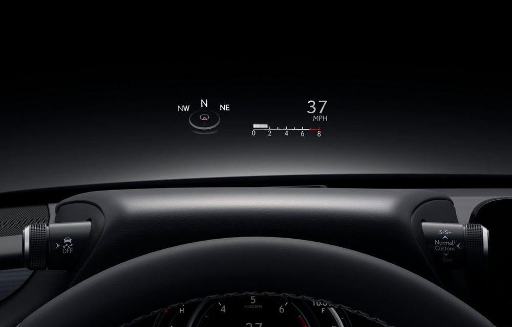 Lexus ES facelift: îmbunătățiri estetice, mai multă tehnologie și versiune nouă ES 300h F Sport - Poza 33