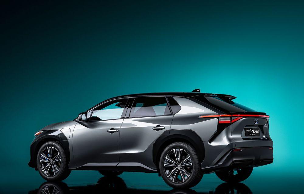 Toyota își face gamă de electrice: primul model este un SUV dezvoltat alături de Subaru - Poza 5