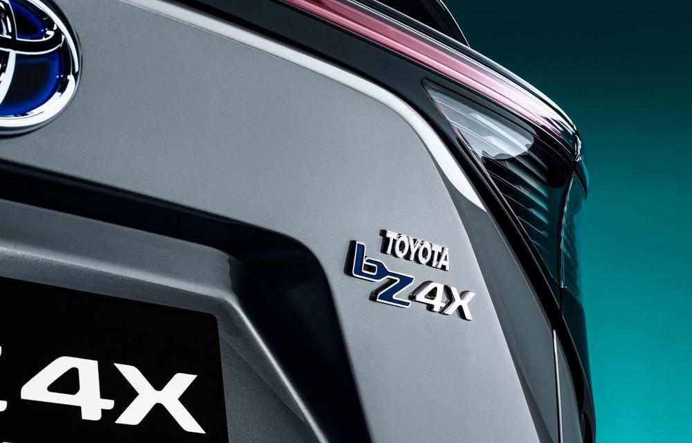Toyota își face gamă de electrice: primul model este un SUV dezvoltat alături de Subaru - Poza 7