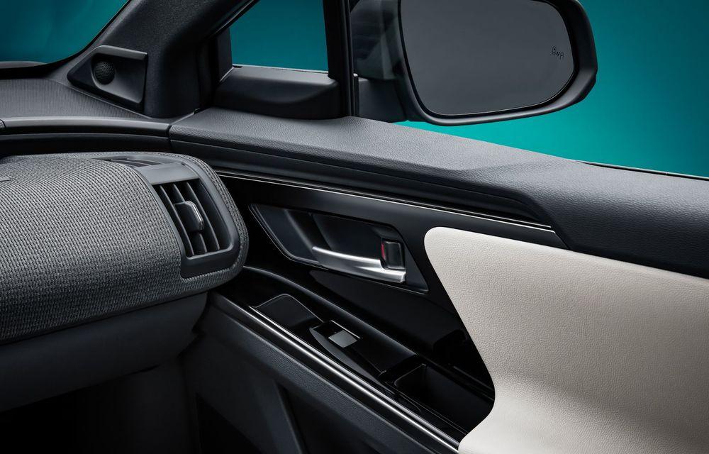Toyota își face gamă de electrice: primul model este un SUV dezvoltat alături de Subaru - Poza 14
