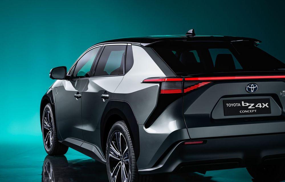Toyota își face gamă de electrice: primul model este un SUV dezvoltat alături de Subaru - Poza 6