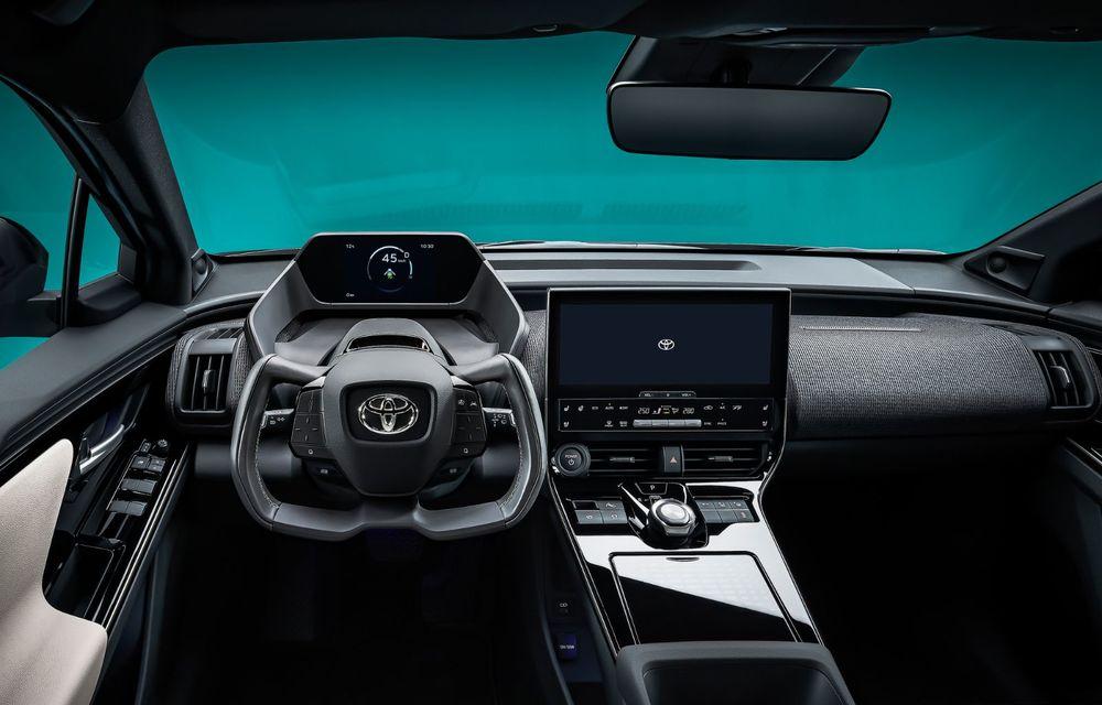 Toyota își face gamă de electrice: primul model este un SUV dezvoltat alături de Subaru - Poza 8
