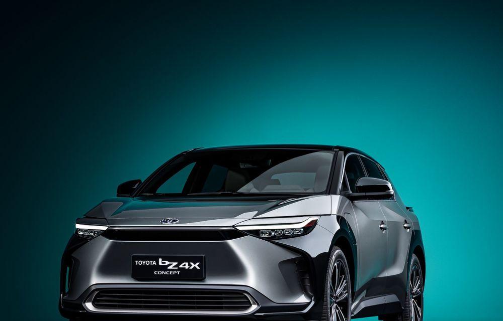 Toyota își face gamă de electrice: primul model este un SUV dezvoltat alături de Subaru - Poza 2