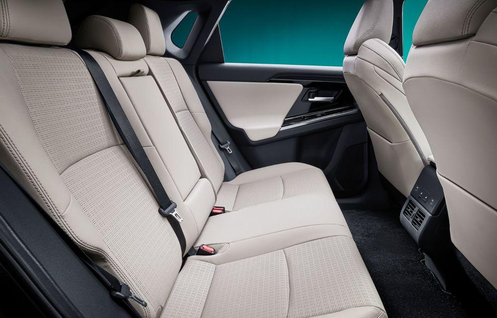 Toyota își face gamă de electrice: primul model este un SUV dezvoltat alături de Subaru - Poza 11