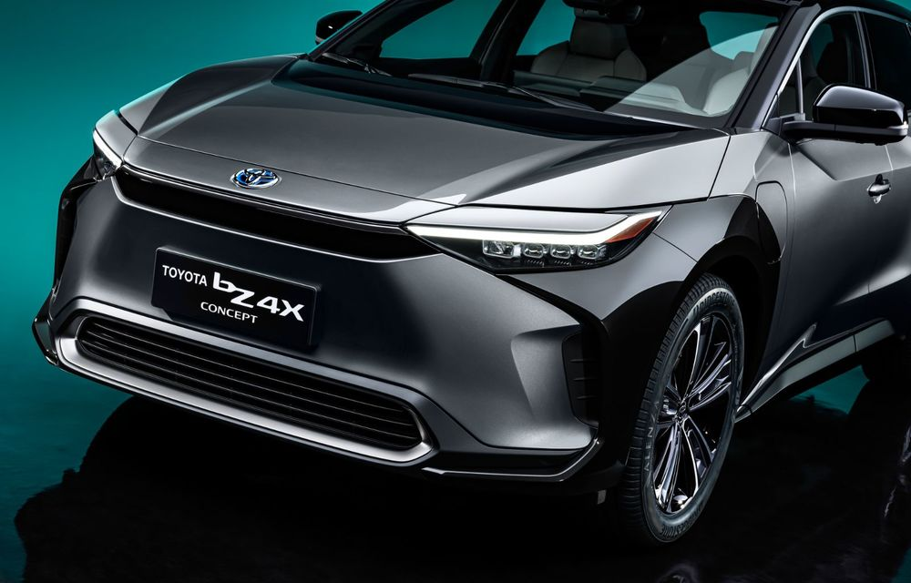 Toyota își face gamă de electrice: primul model este un SUV dezvoltat alături de Subaru - Poza 3
