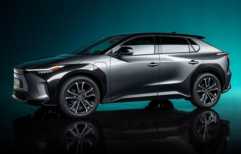 Toyota își face gamă de electrice: primul model este un SUV dezvoltat alături de Subaru - Poza 1