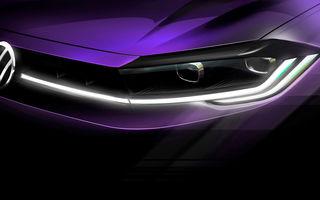 Prima imagine a noului Volkswagen Polo facelift anunță o digitalizare extinsă