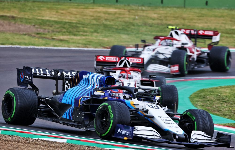 FORMULA 1: Max Verstappen, învingător la Imola. Cursa a fost oprită în turul 35 după un accident dur - Poza 4