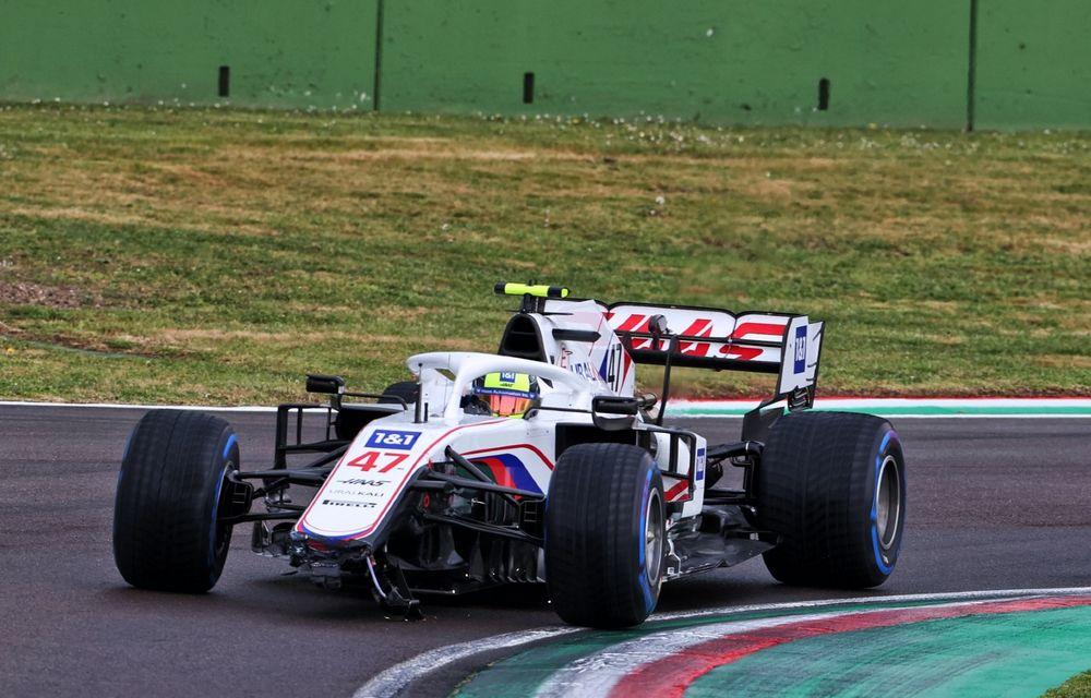 FORMULA 1: Max Verstappen, învingător la Imola. Cursa a fost oprită în turul 35 după un accident dur - Poza 3