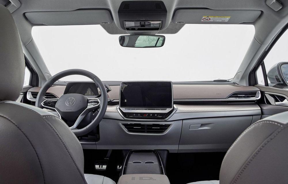 Volkswagen ID.6: SUV electric destinat pieței din China, cu autonomie de până la 588 kilometri - Poza 7