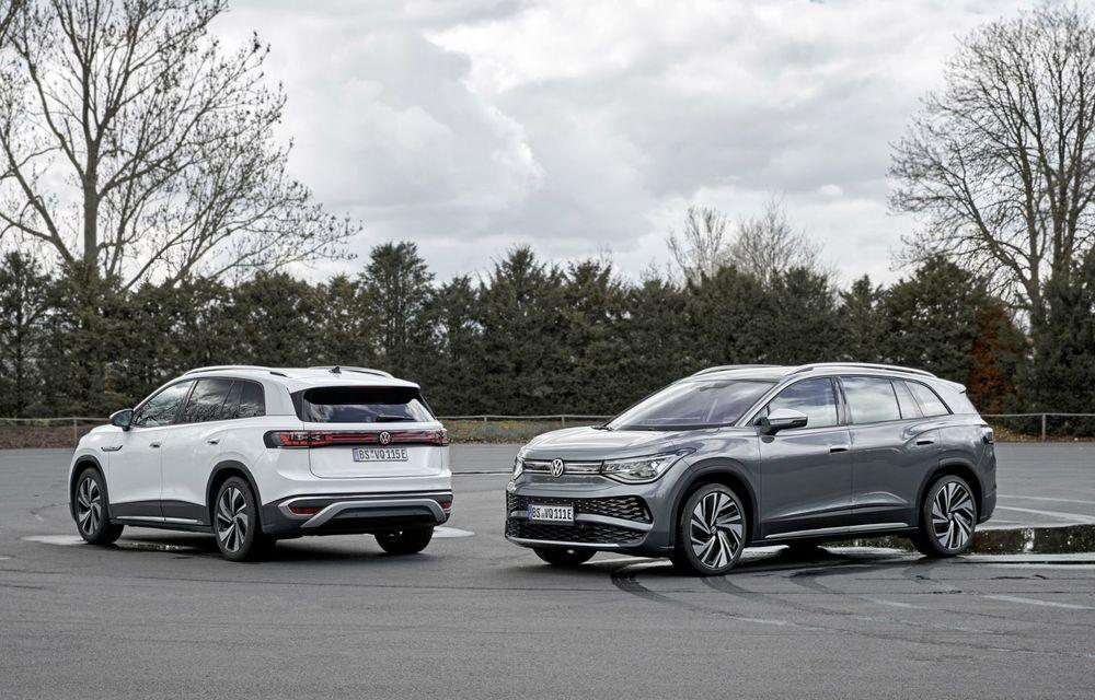 Volkswagen ID.6: SUV electric destinat pieței din China, cu autonomie de până la 588 kilometri - Poza 1