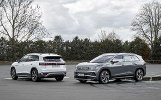 Volkswagen ID.6: SUV electric destinat pieței din China, cu autonomie de până la 588 kilometri