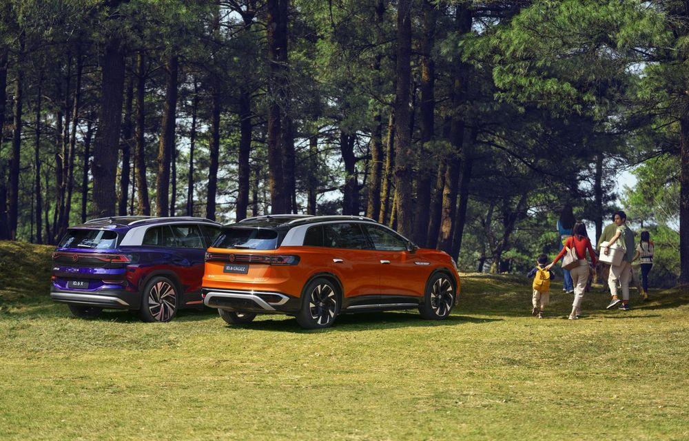 Volkswagen ID.6: SUV electric destinat pieței din China, cu autonomie de până la 588 kilometri - Poza 10