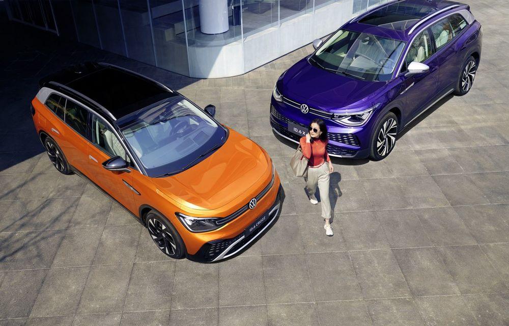 Volkswagen ID.6: SUV electric destinat pieței din China, cu autonomie de până la 588 kilometri - Poza 9