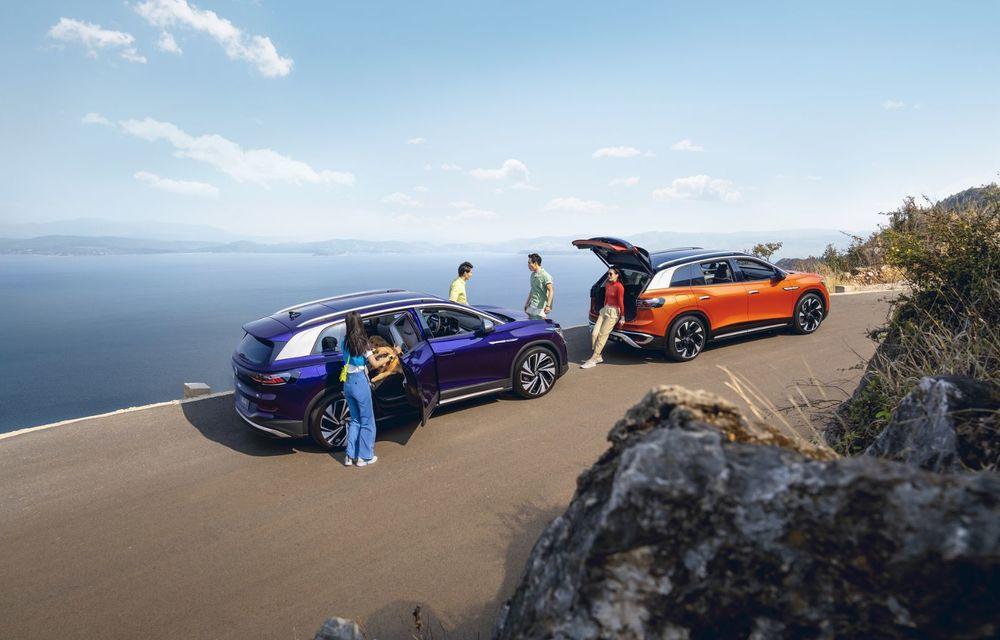 Volkswagen ID.6: SUV electric destinat pieței din China, cu autonomie de până la 588 kilometri - Poza 8