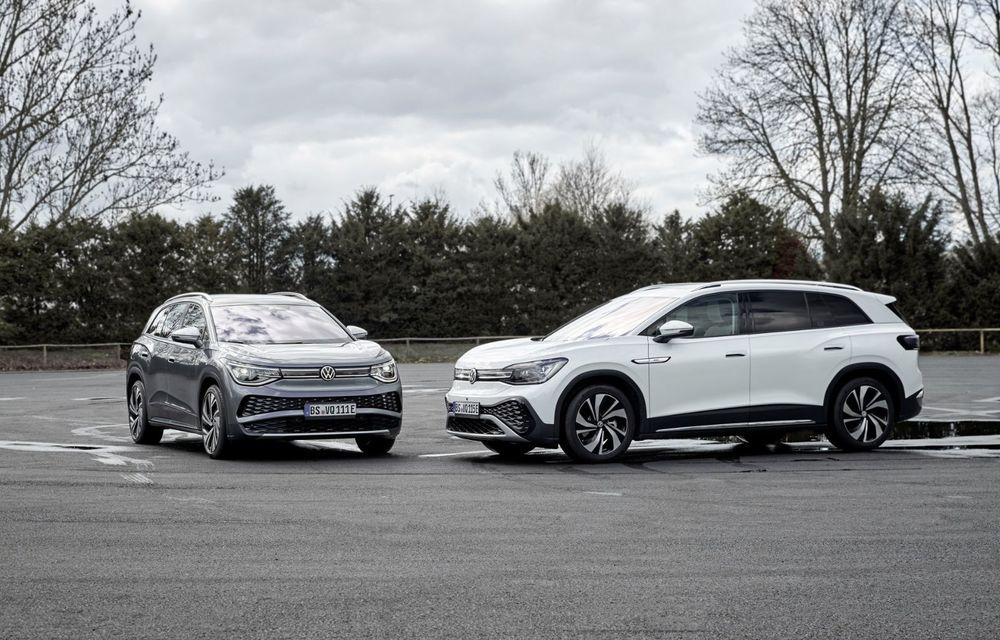 Volkswagen ID.6: SUV electric destinat pieței din China, cu autonomie de până la 588 kilometri - Poza 3